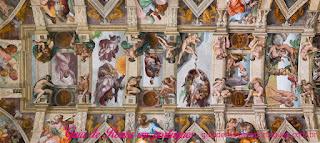 pagina pontos turisticos CAPELA SISTINA - Pontos turísticos de Roma