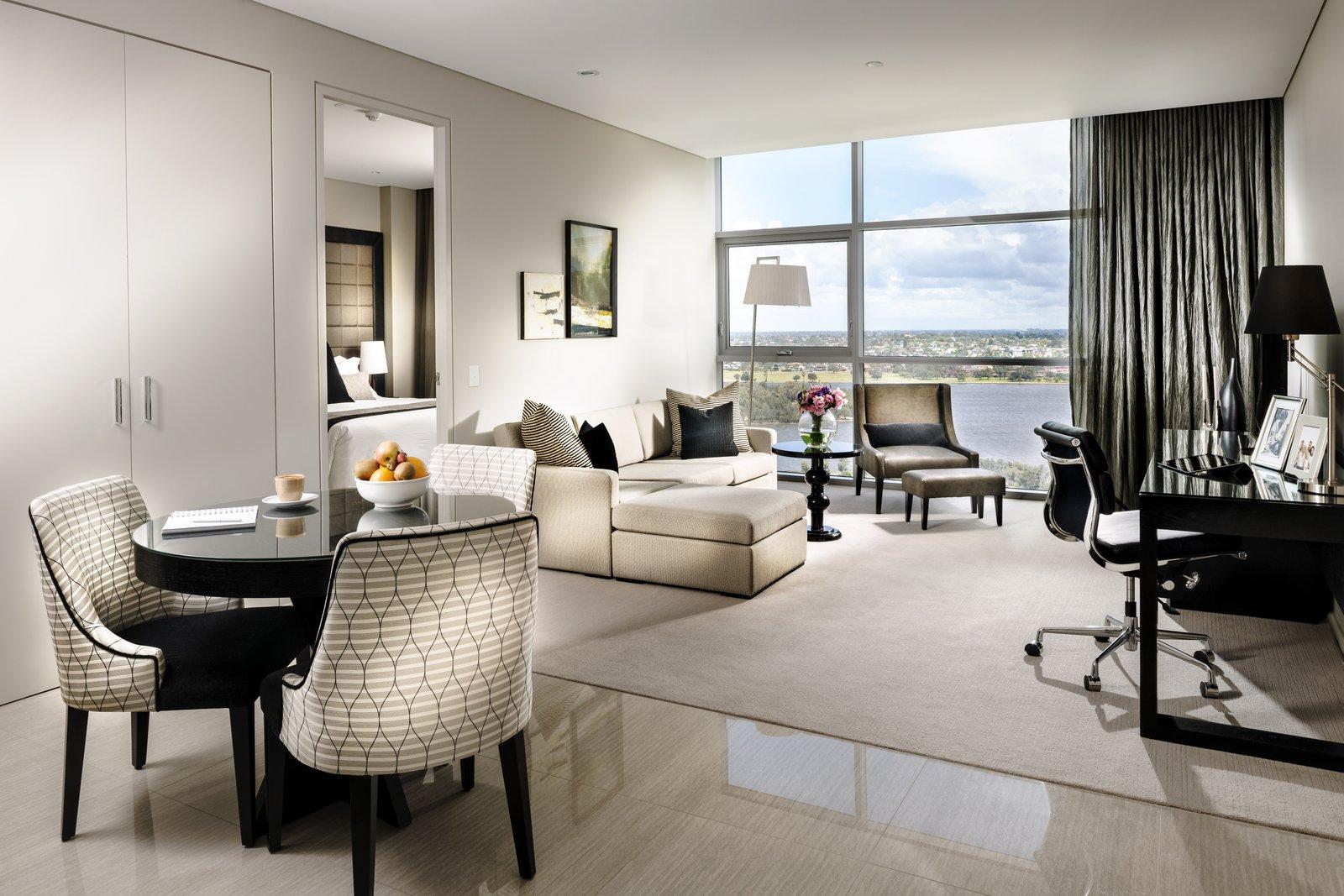 Fraser Suites, Perth   Living Room