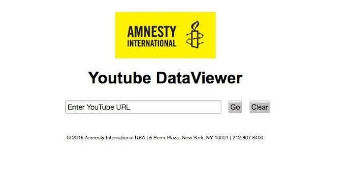 YouTube Meta Data Viewer