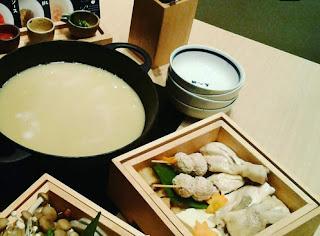 Sup Kolagen ada di Bijin Nabe Beauty Hotpot