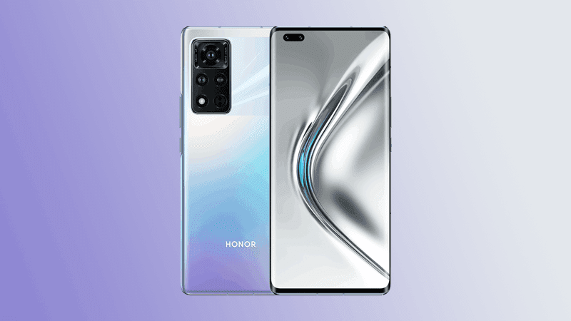HONOR V40 5G with Dimensity 1000+ launched, the company's first phone in the post-Huawei era