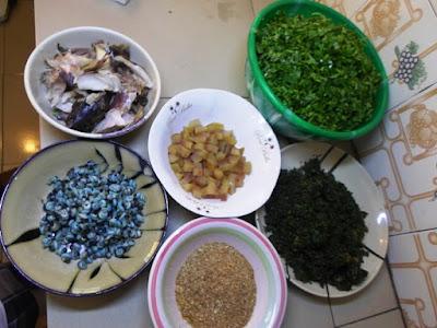 Okazi Soup Delicacy Preparation, Recipe & Pictures