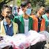 Demo di KPU Sumbar, Mahasiswa Desak Asuransi Bagi Petugas KPPS