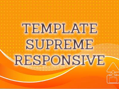 Template Terbaru 2017 Template Supreme v2 Seo Responsive Download Gratis