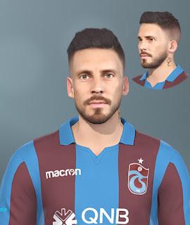 PES 2019 Faces José Sosa by Mucee