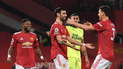Manchester United ascend to the final of the European League