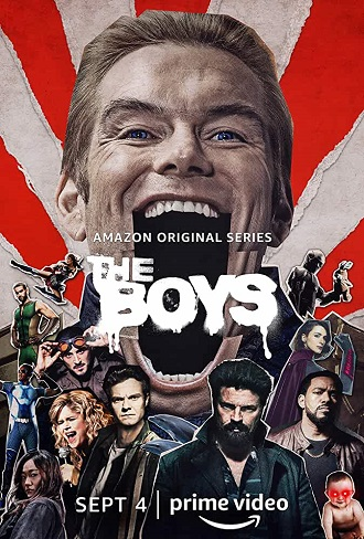 The Boys Season 2 Hindi Dual Audio Complete Download 480p & 720p All Episode