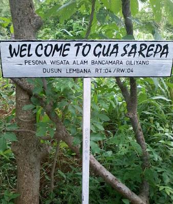 Kemegahan Gua Sarepa Bancmara