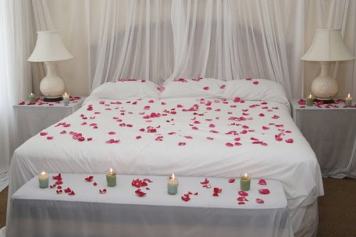 Humdecor Dekorasi Kamar Tidur Pengantin