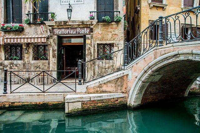 bacari a venezia