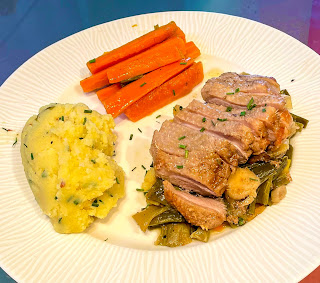 Crock Pot Duck Breast