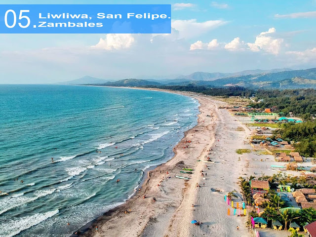 Liwliwa, San Felipe. Zambales (The New Rising Surf Spot)