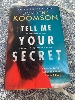 Book Review: Tell me your secret