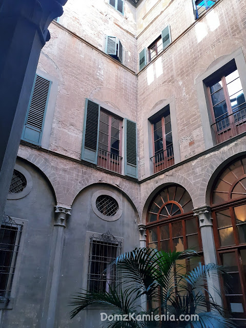 Palazzo Capponi Florencja