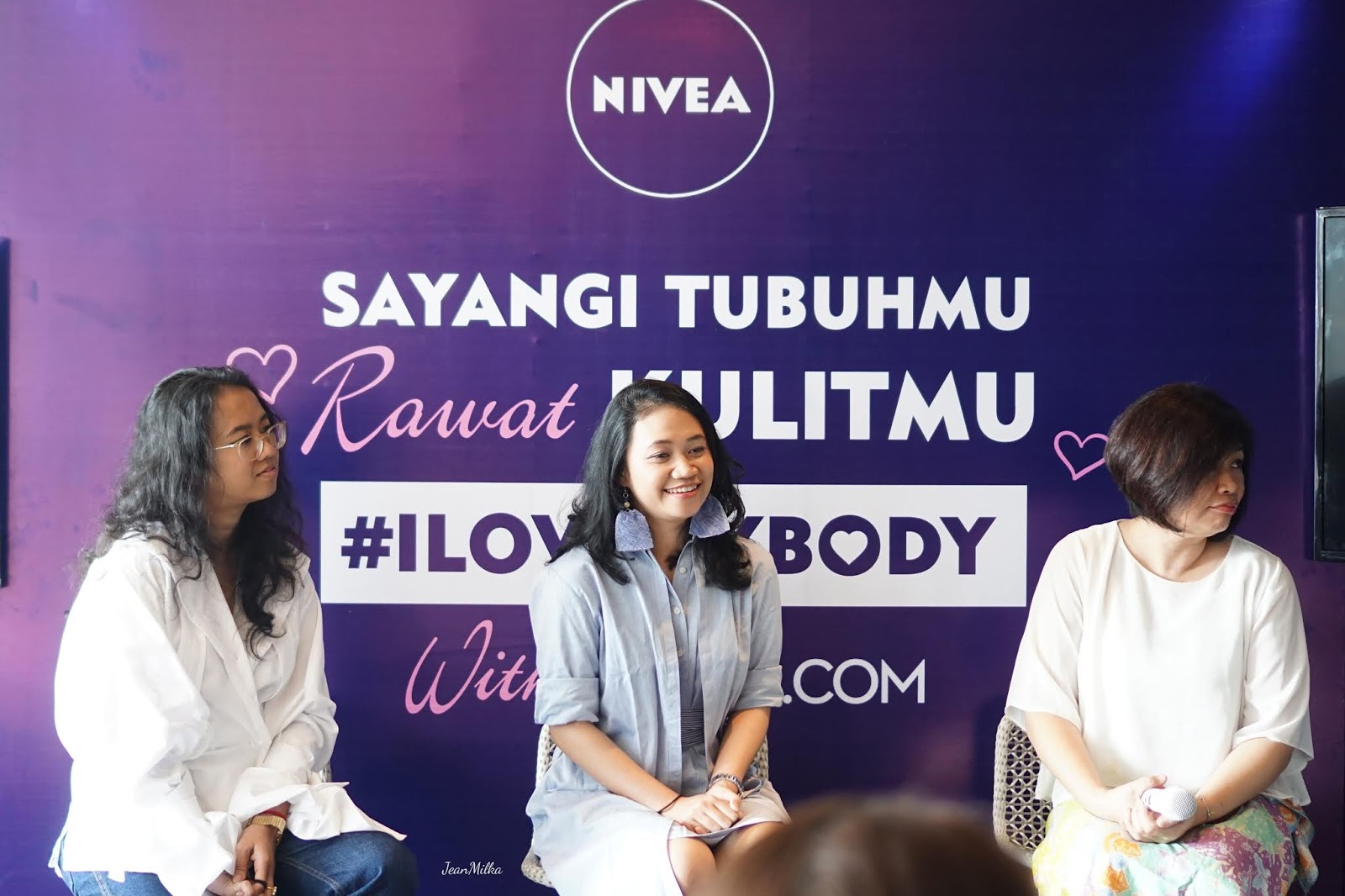 nivea, nivea indonesia, nivea body serum, lotion, body lotion, body serum, nivea body lotion, review, review nivea, female daily, event, beauty event, jakarta