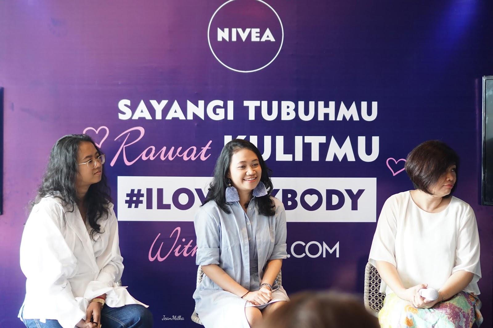 nivea, nivea indonesia, nivea body serum, lotion, body lotion, body serum, nivea body lotion, review, review nivea, female daily, event, beauty event, jakarta