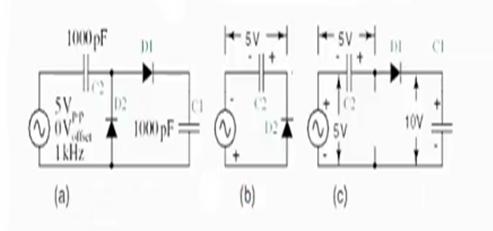 مضاعفات الجهد Voltage Multiplier