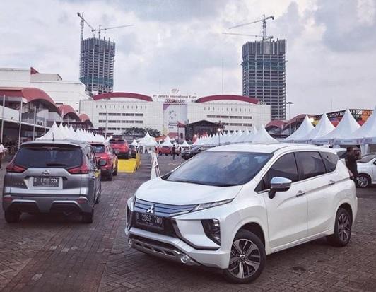 Penjualan Mobil Mitsubishi Turun