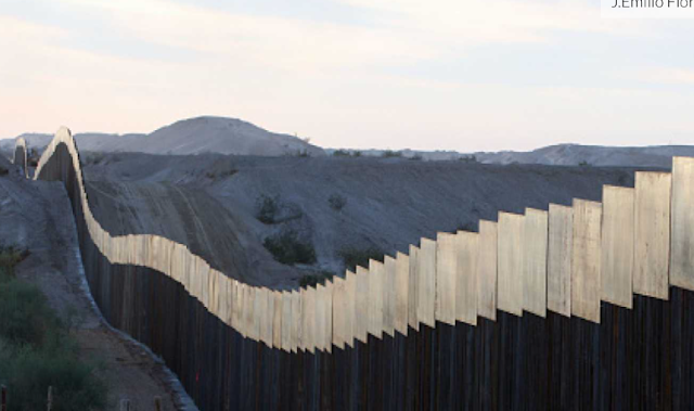 Construction Begins On San Diego Section Of The Border Wall: U.S. Customs and Border Protection began work on improving a 15-mile stretch of wall on Friday
