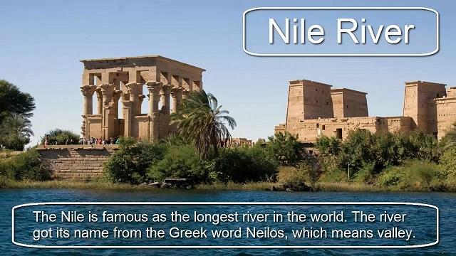 Ancient Egypt Nile River definition