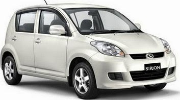 Harga Daihatsu Sirion Minor Change D DRIFT