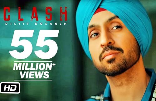 Clash | Diljit Dosanjh Lyrics
