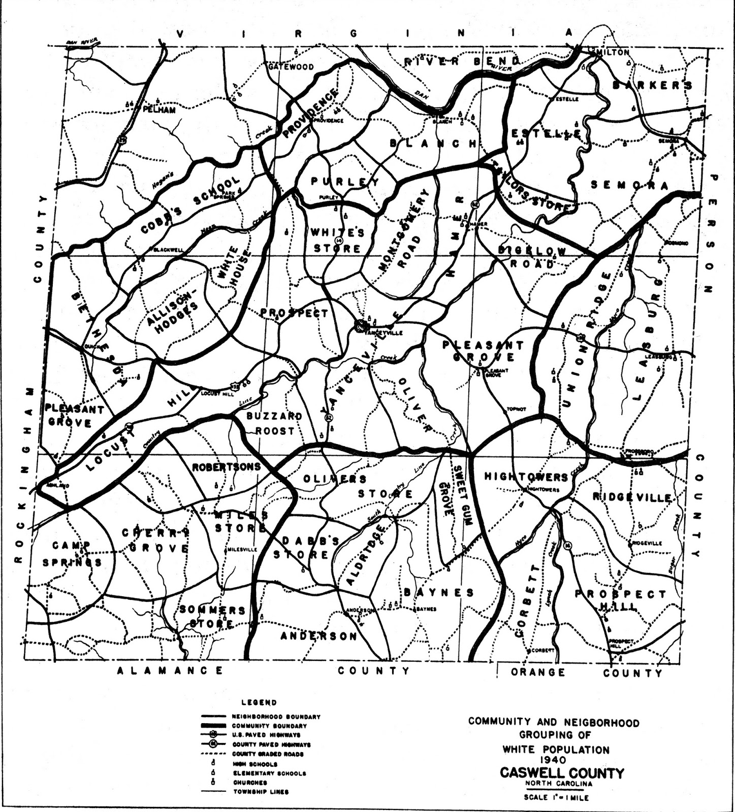 Caswell County Historical Association Caswell County