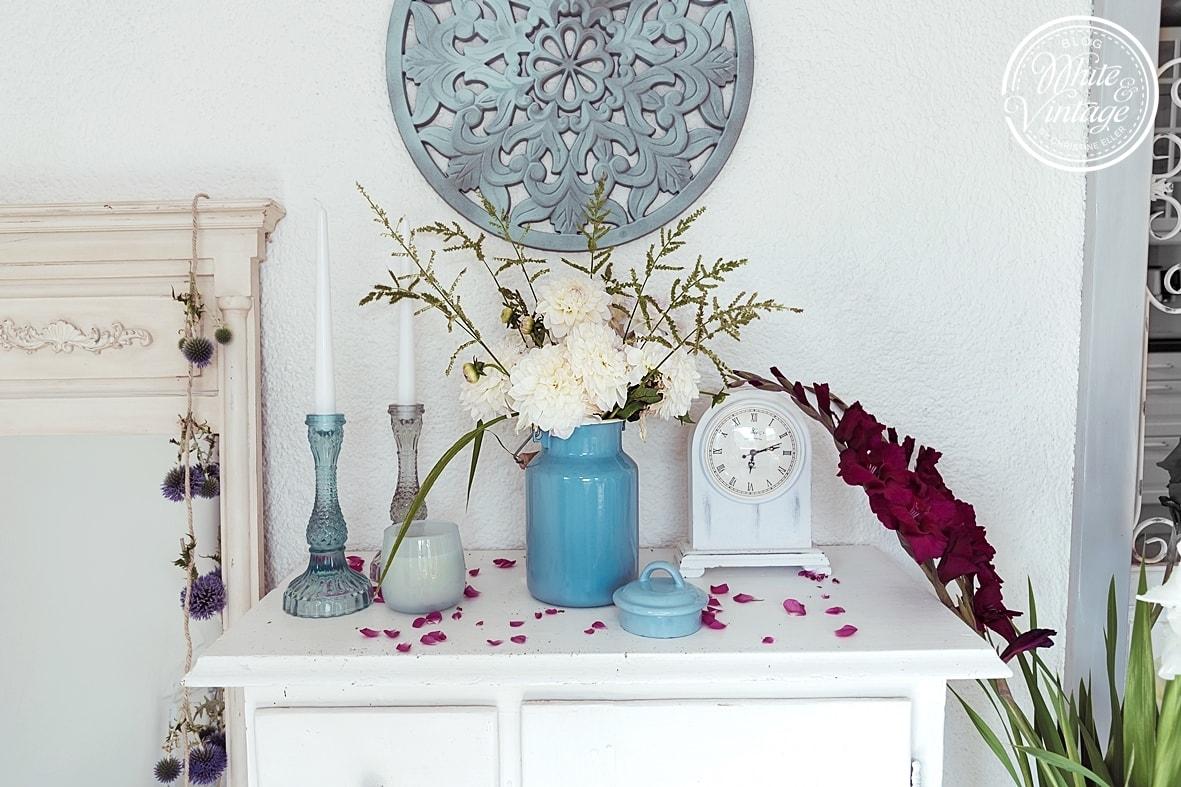 Dekoideen mit Blumen