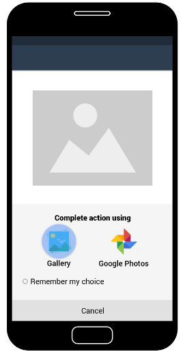 Intent Implicit adalah intent yang memanggil fungsi activity yang sudah terpasang didalam sistem android seperti Open Browser, Share Sosial Media, Dial Number, Messaging dan lain sebagainya.