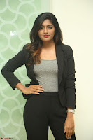 Actress Eesha Looks gorgeous in Blazer and T Shirt at Ami Tumi success meet ~  Exclusive 153.JPG