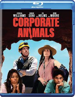 Animales Corporativos [BD25] *Con Audio Latino