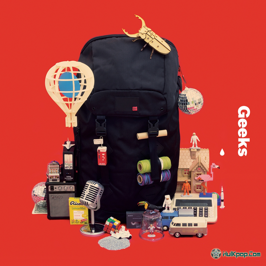 Geeks – Backpack