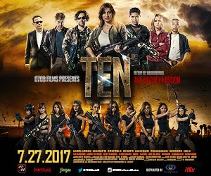 TEN - The Secret Mission | 27 July 2017