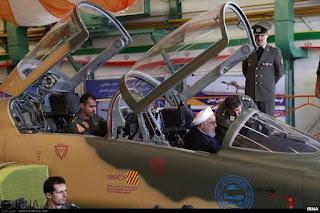 Pakar: Pesawat Tempur Baru Iran Menggelikan, Target Empuk F-22 AS