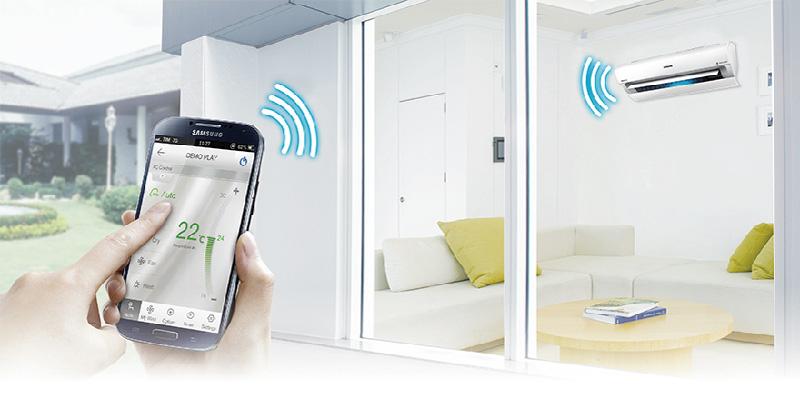 Tutti i vantaggi dei climatizzatori d'aria Samsung