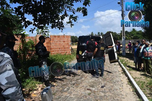Violência sem fim: Mototaxista é vítima de latrocínio em Parnaíba