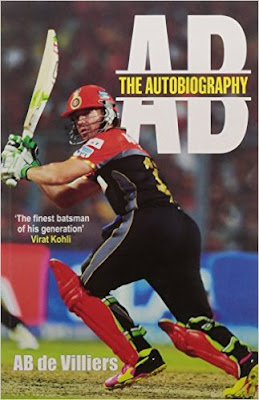 Download Free AB de Villiers: The Autobiography Book PDF