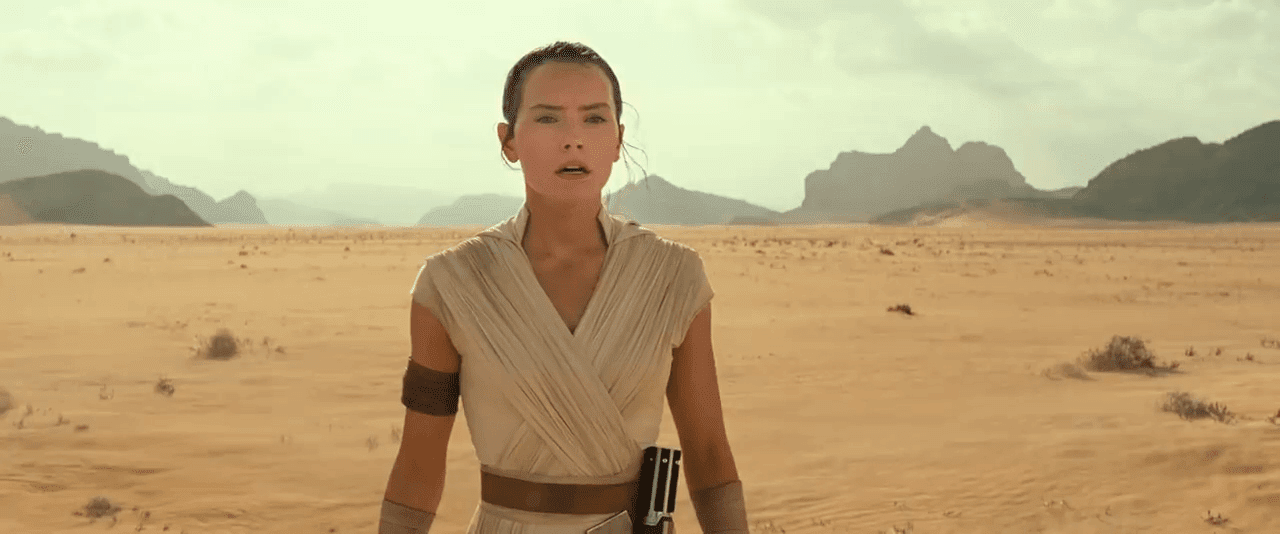 Watch the first teaser for Star Wars: The Rise of Skywalker