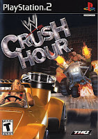 Cheat WWE Crush Hour PS2 Lengkap