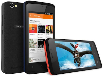ZOPO Color M4 launched in India for Rs 4999'