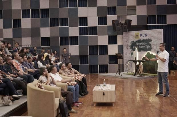 PLN Ajak Generasi Milenial Kembangkan Inovasi Kelistrikan