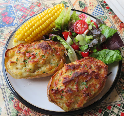 Roussillon Baked Potatoes