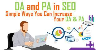 Gambar DA dan PA