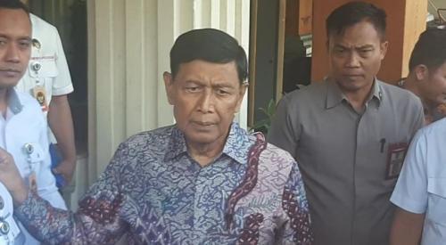 Isyarat Pak Wiranto Tak Akan Jadi Menko Polhukam Lagi