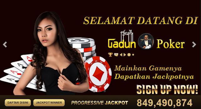 Situs poker online terlengkap dan terbesar