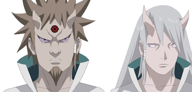 Naruto Character Fakta dan Kumpulan Foto Hagoromo dan Hamura