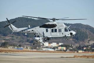 Helikopter Surion Buatan KAI
