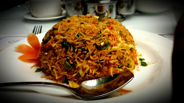 Recipe of Vegetable Biryani