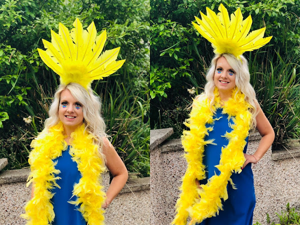 Hen Party Outfit | Carnival Theme