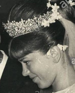 diamond tiara petochi princess maria francesca bourbon parma savoy italy brigitte peu duvallon